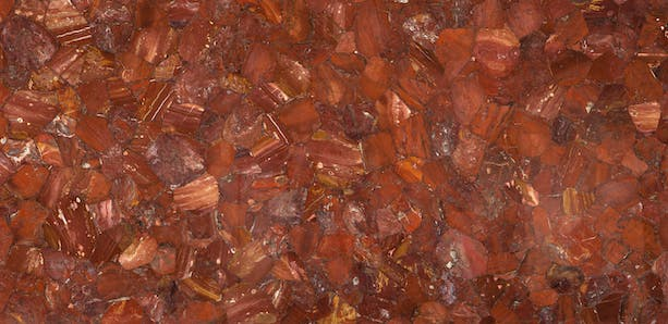 Image of 9H tabla3d in Red Kitchen Worktops - Cosentino