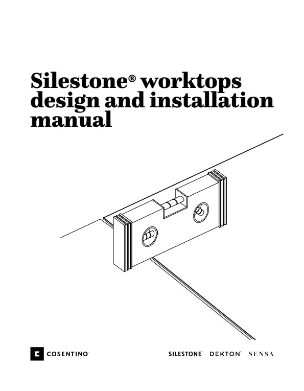 Silestone Installation Manual