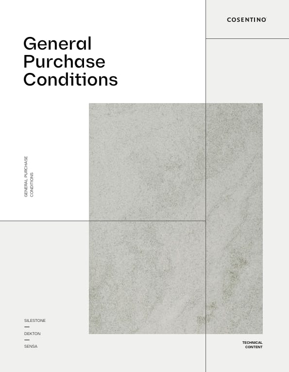 General Purchase Conditions