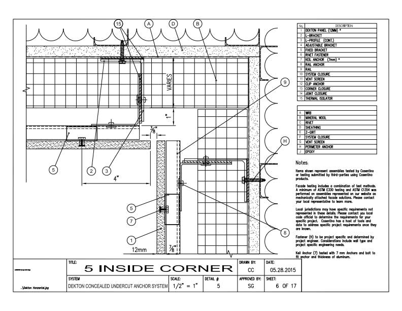 DEKTON Detail 05 Inside Corner EN