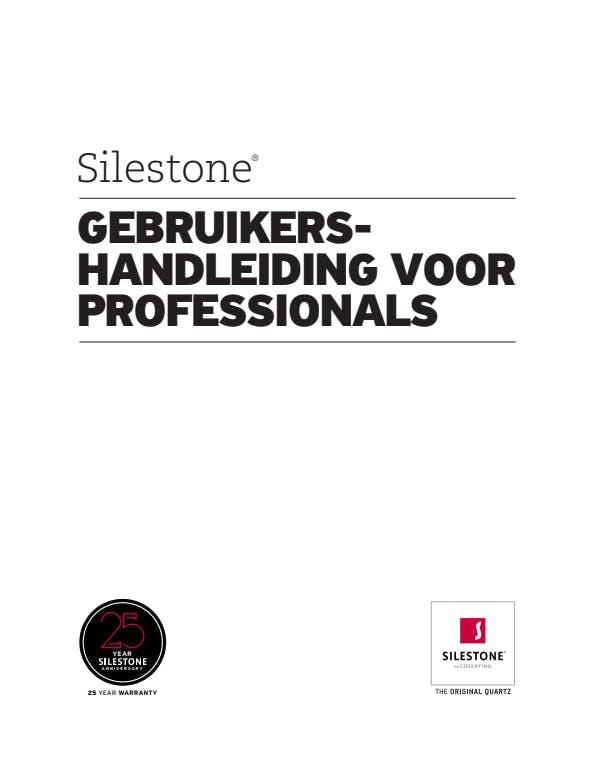 GEBRUIKERS-HANDLEIDING  VOOR PROFESSIONALS NL - DEMO