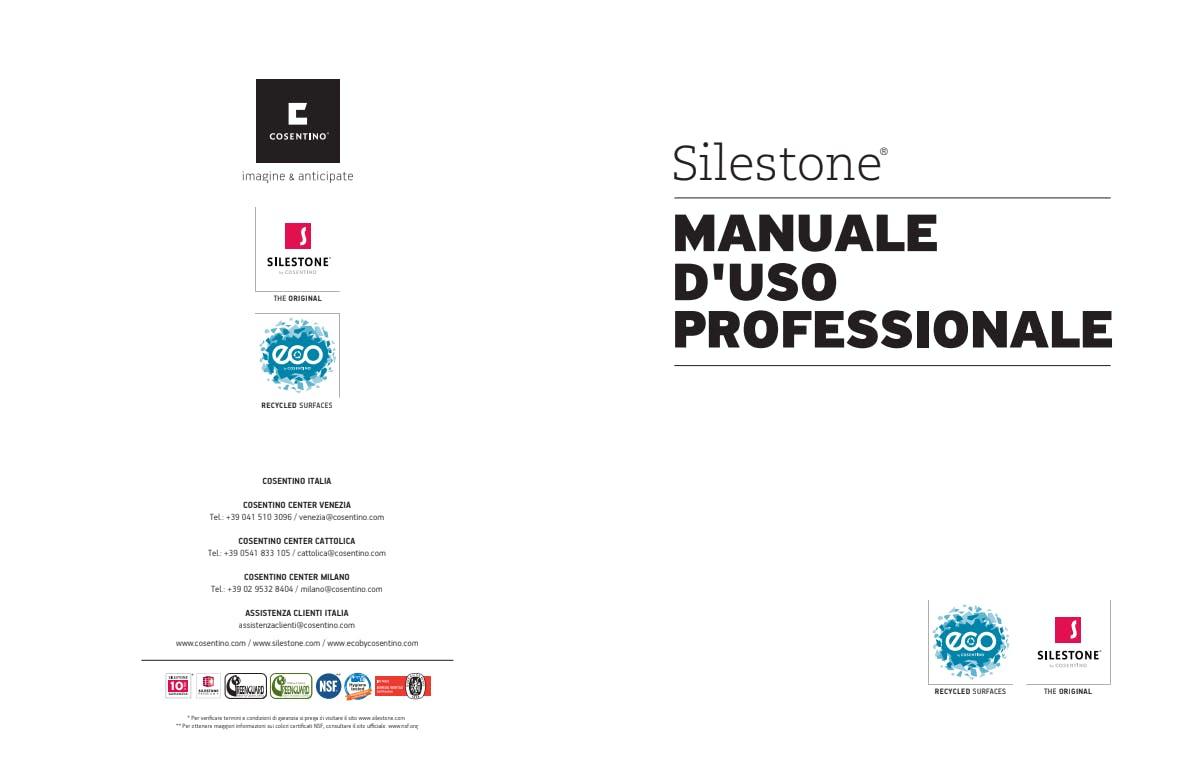 MANUALE D'USO PROFESSIONALE ITA