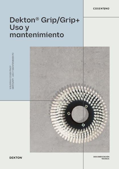 Limpieza Dekton Grip+ ES