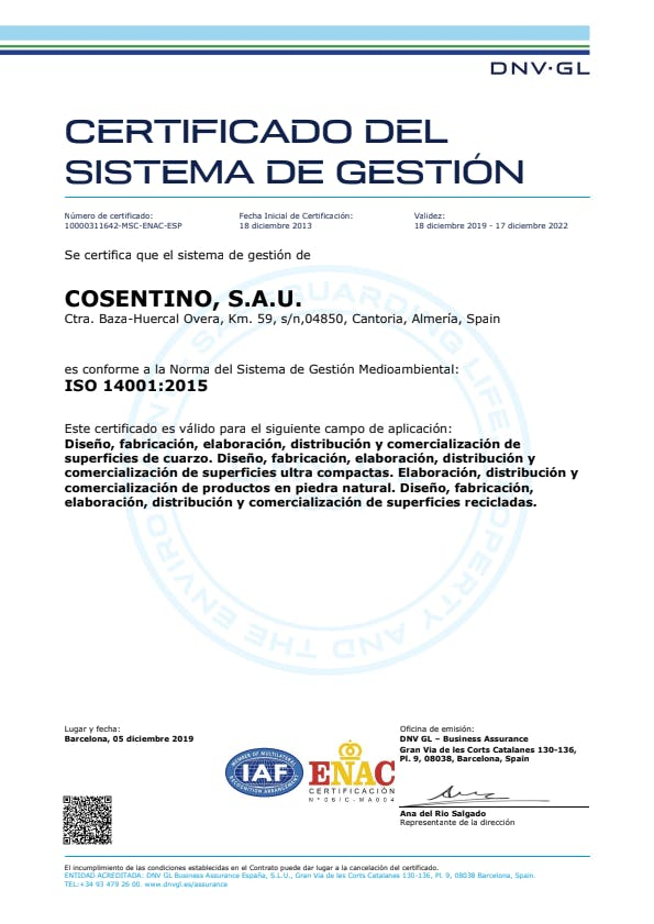 ISO 14001. 2015