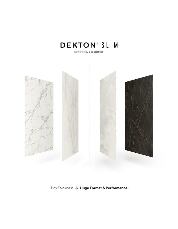 Dekton Slim Brochure EN NO USA