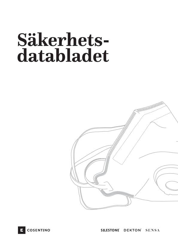 Säkerhets-databladet SWE