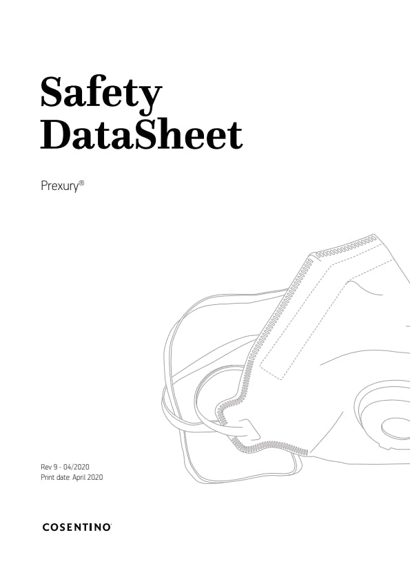 Prexury Safety Data Sheet ENG