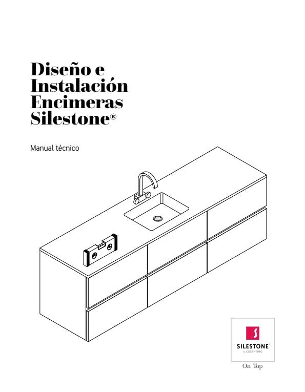 Manual de diseño e instalación encimeras Silestone