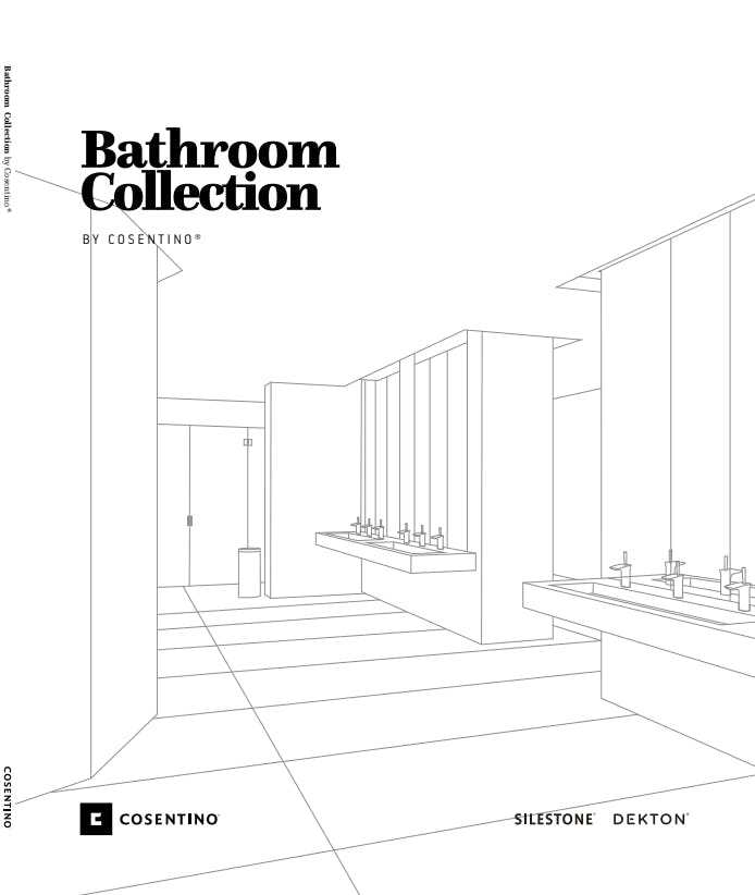 Cosentino Bathroom Collection NL
