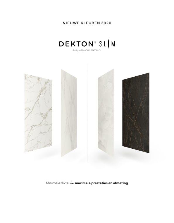 Dekton Slim Brochure DU