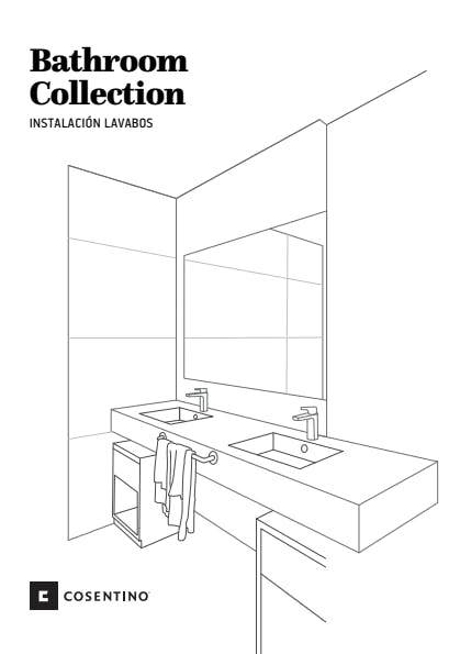 Installation Manual Washbasin