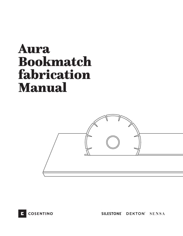 Aura bookmatch fabrication manual EN