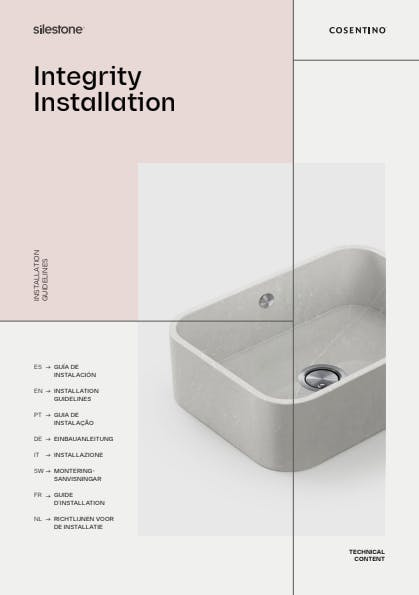 Integrity Installation Manual EN-ES-FR-IT-NL-SE-DE-PT
