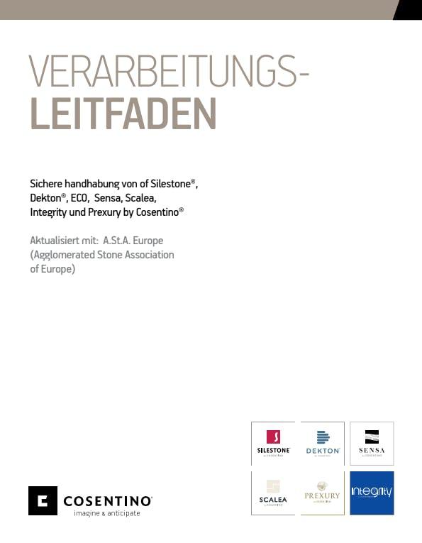 VERARBEITUNGS-LEITFADEN - DE