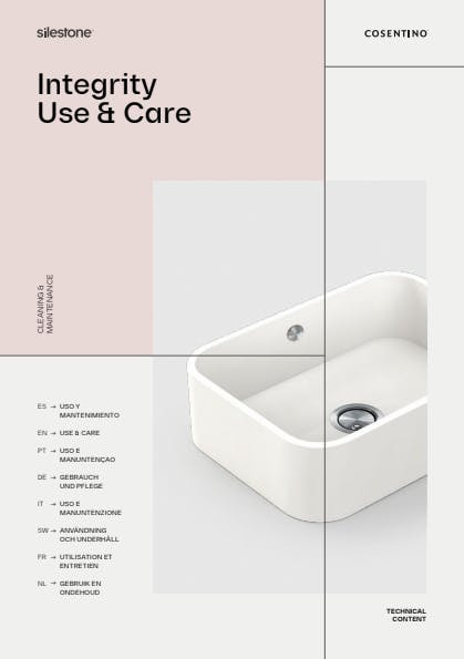 Use and Care Silestone