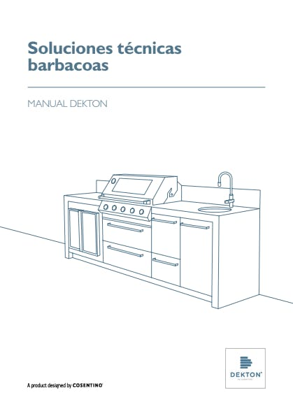 Manual Barbacoas Dekton ES