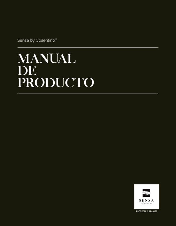 SENSA Manual Producto ES
