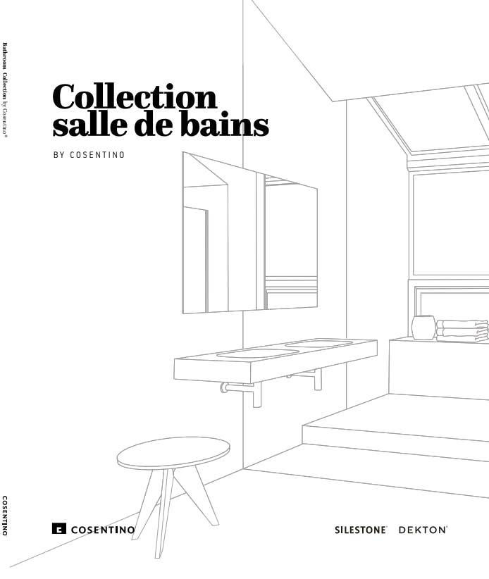 Cosentino Bathroom Collection  FR