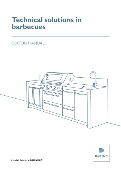 Barbecues Manual Dekton EN
