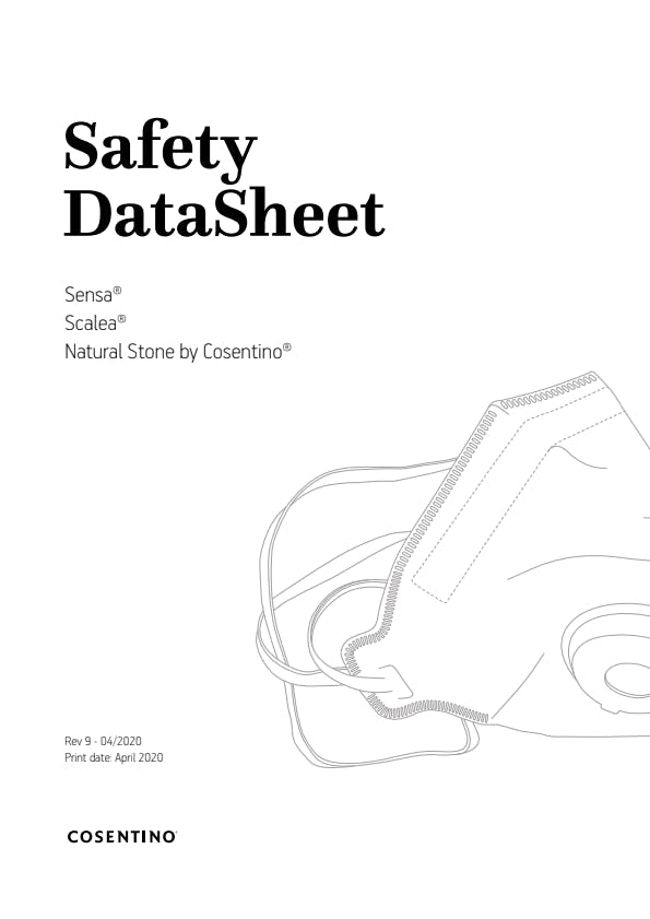 Sensa Scalea Safety Data Sheet  EN