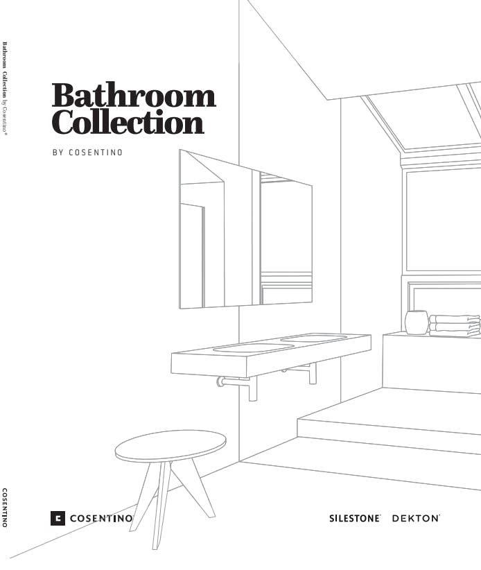 Cosentino Bathroom Collection 2019 ES