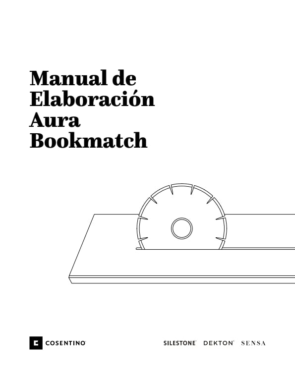 Manual de Elaboración Aura Bookmatch ES