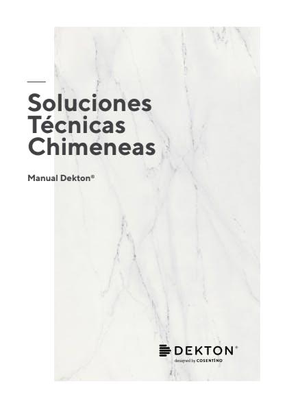 Manual Chimeneas Dekton Es