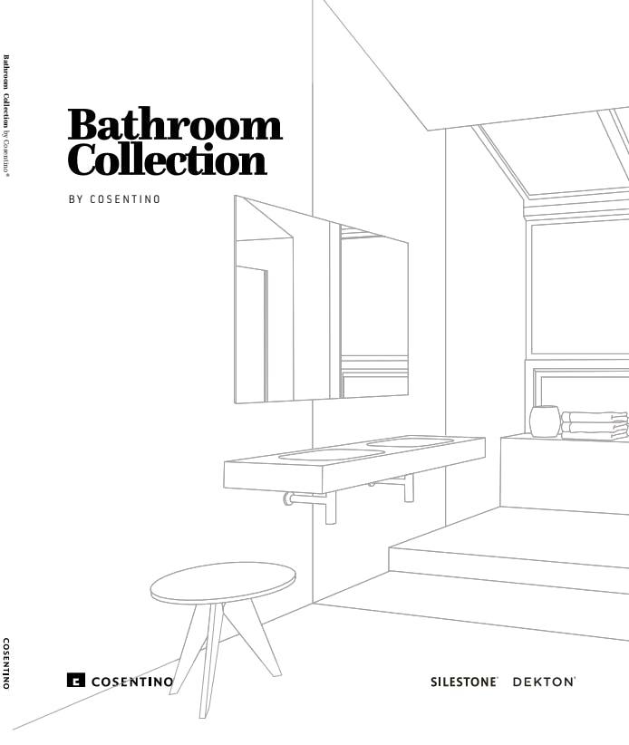Cosentino Bathroom Collection DE