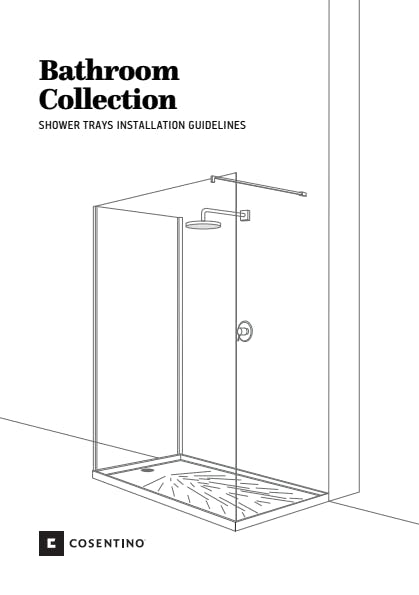 Shower Trays Installation Manual (UNICO)