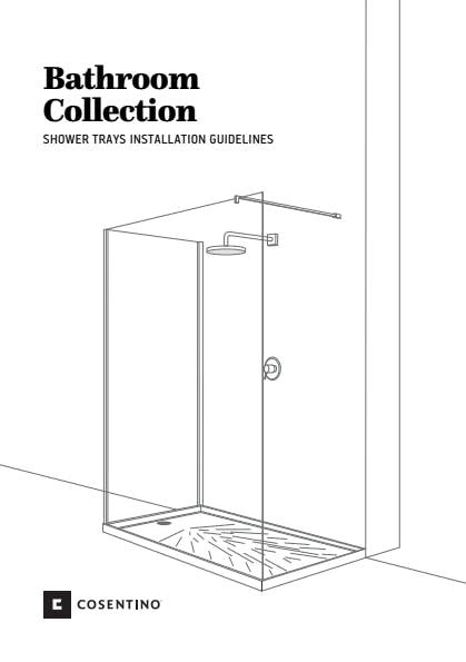 Shower Trays Installation Manual (UNICO)