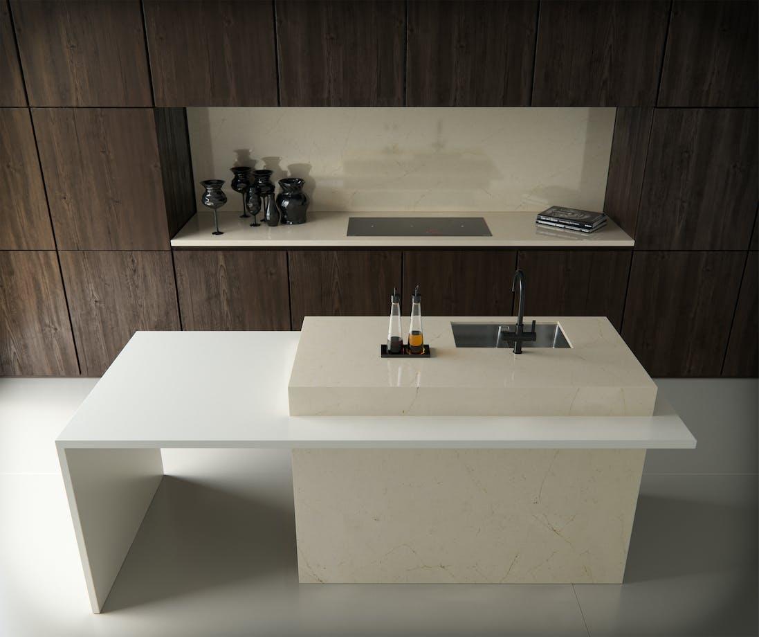 Silestone Kitchen EU - Eternal Marfil v2