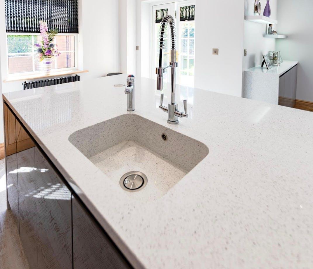 Concept Interiors - Residential Kitchen Blanco Stellar