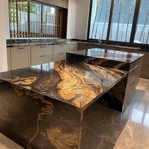 Sensa Orinoco Dry Kitchen