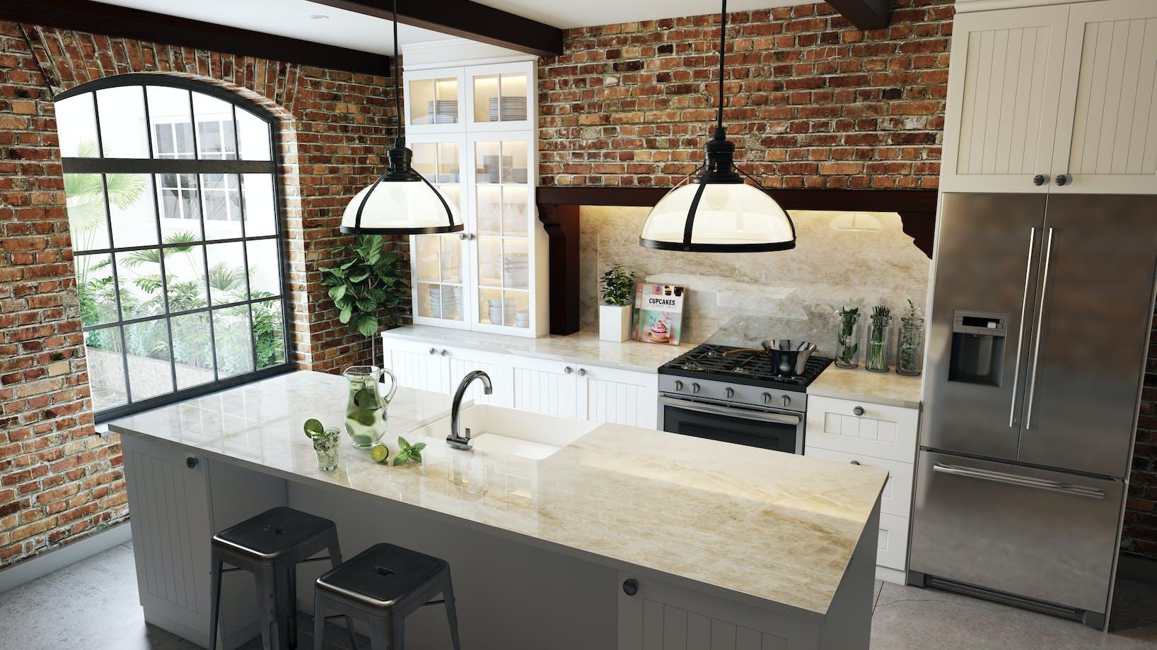 Taga Dekton kitchen