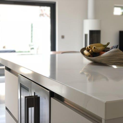 Nick McNally - Kitchen - Calacatta Gold