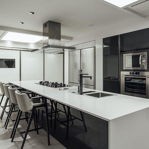 Cozinha MCR Arquitetos