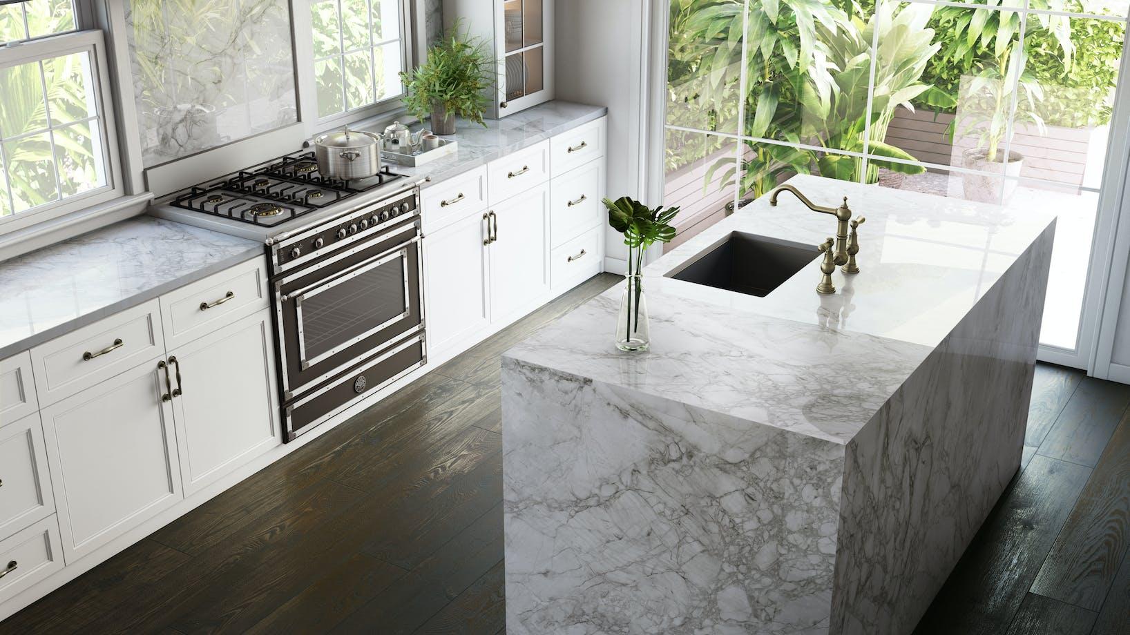 Bergen Dekton Kitchen