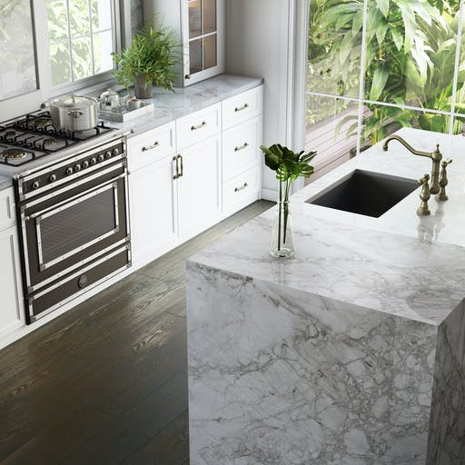 Bergen Dekton Kitchen