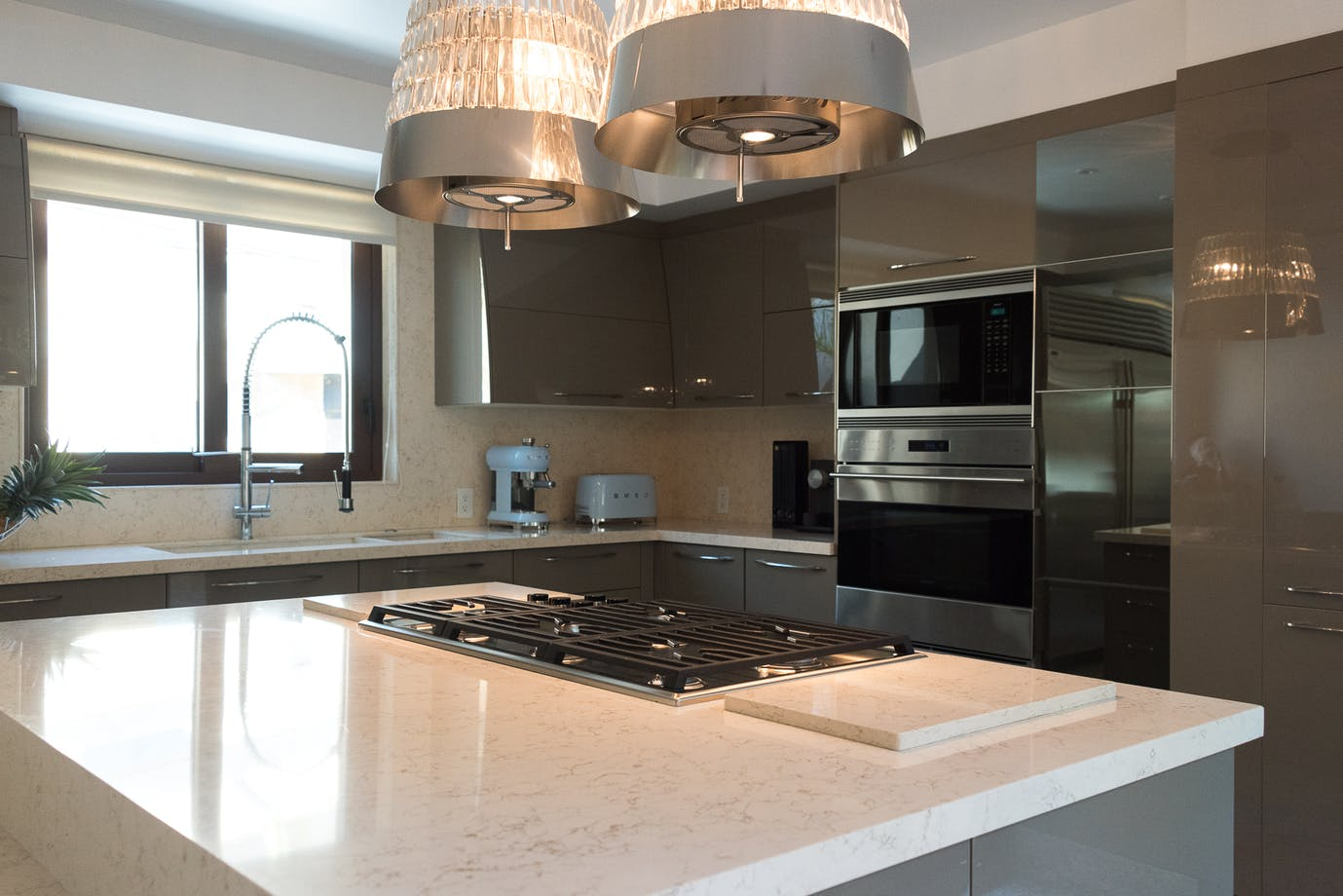 Classic Kitchen with a Twist