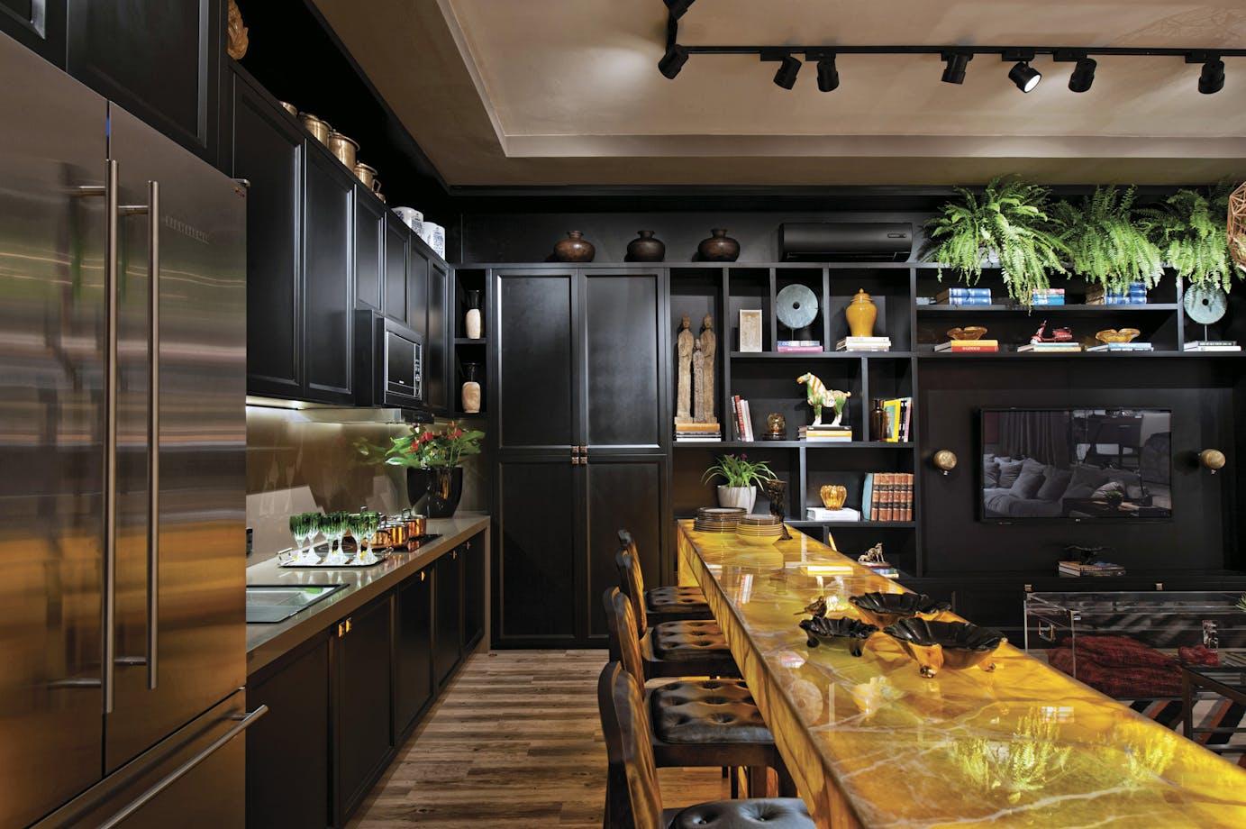 Prexury Kitchen Bar