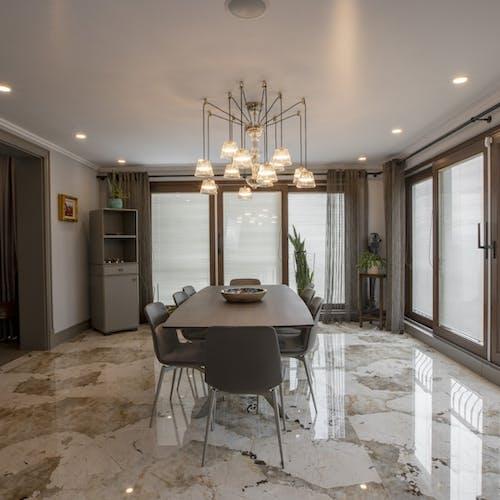 Dekton Khalo Flooring- Bayraktar Villa