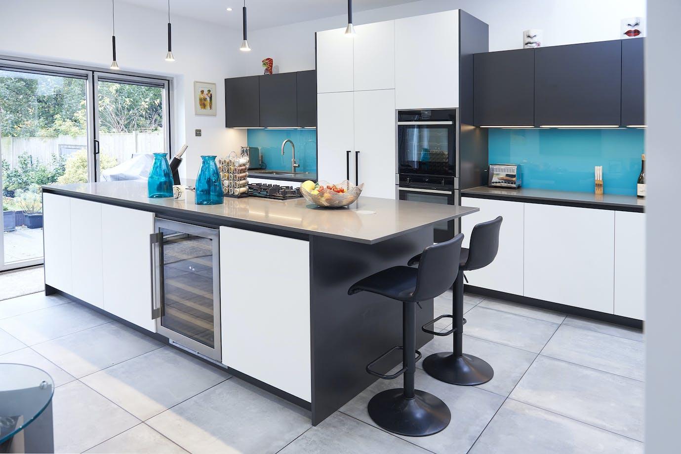 Carbon Matt Kitchen
