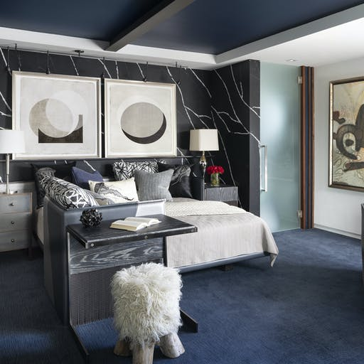 Marc Thee House Eternal Marquina Bedroom