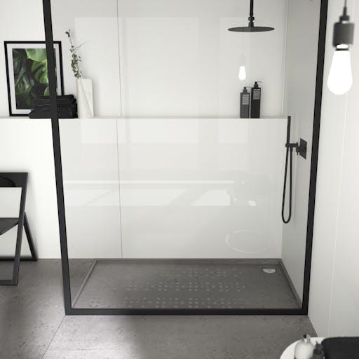 Silestone Brooklyn Bathroom