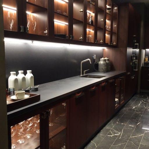 Dekton Sirius Residence Kitchen Coutertops