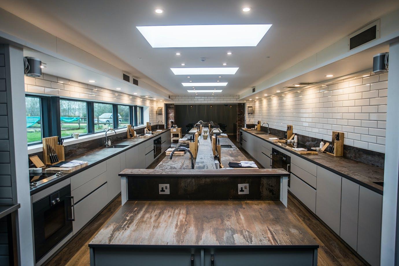 The Woodspeen Cookery School
