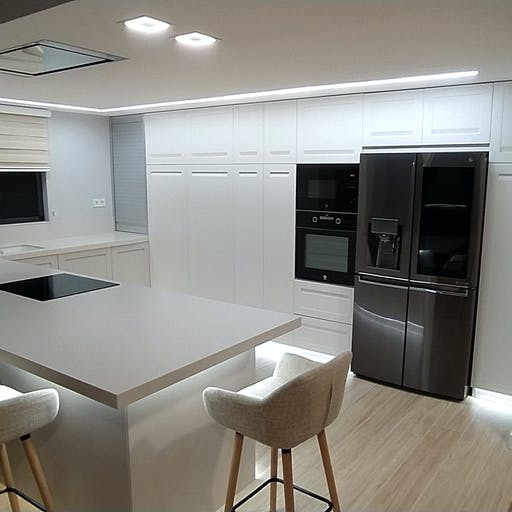 Vivienda cocina