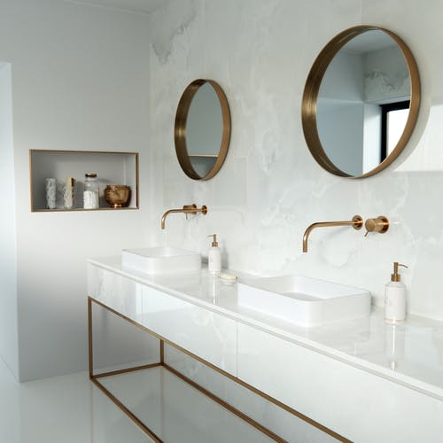Dekton Bathroom Helena X-Gloss