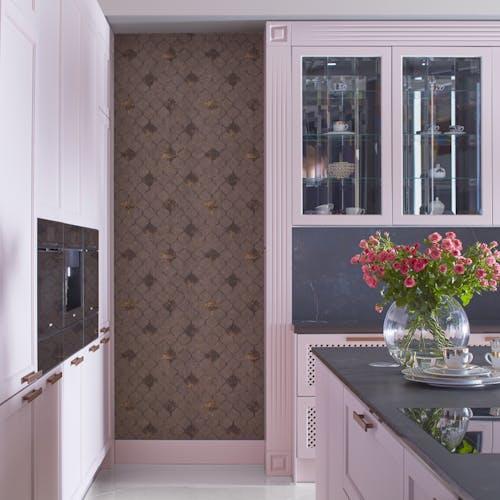 Pink kitchen by ernestrust