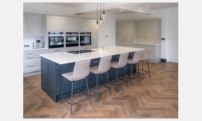 The 'Braelea Kitchen Collection' by Concept Interiors.